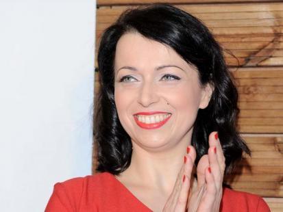 Makijaże i fryzury gwiazd na prezentacji wiosennej ramówki TVN Style 2012