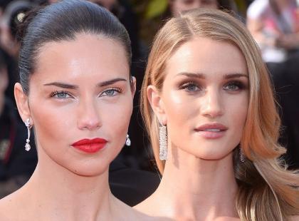 Makijaże i fryzury modelek w Cannes - są boskie!