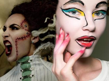 Makijaże na Halloween - nasze propozycje