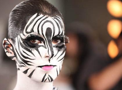 Makijaże specjalnie na Halloween