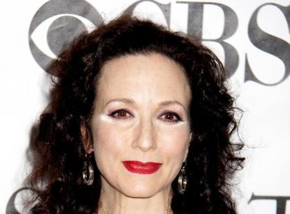 Makijażowa wpadka Bebe Neuwirth