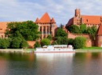 Malbork - największy bastion Krzyżaków