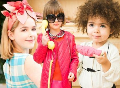 Małe fashionistki - top 5!