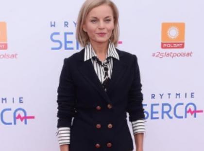 """Małgorzata Foremniak zdradza pikantne szczegóły dotyczące postaci Olgi! Co się wydarzy w 4. odcinku serialu """"W rytmie serca""""?"""
