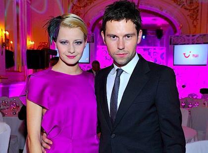Małgorzata Kożuchowska z mężem: Będzie ich troje!