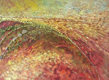 Małgorzata Kruk - władczyni kolorów