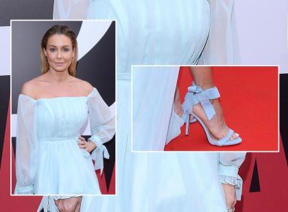 Małgorzata Rozenek-Majdan pojawiła się na czerwonym dywanie w butach za 100 zł. Gdzie je kupiła?
