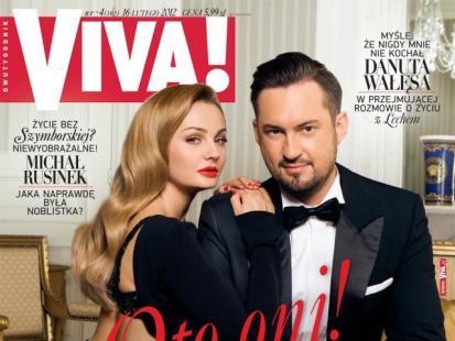 Małgorzata Socha i Marcin Prokop najpiękniejsi!