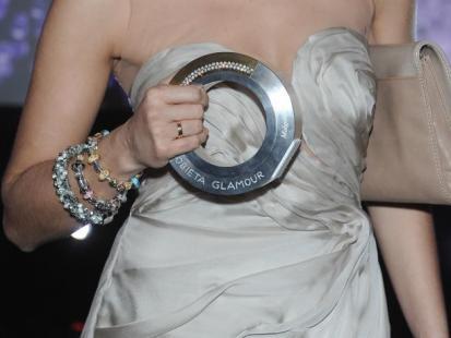 Małgorzata Socha została Kobietą Roku Glamour w kategorii Aktorka