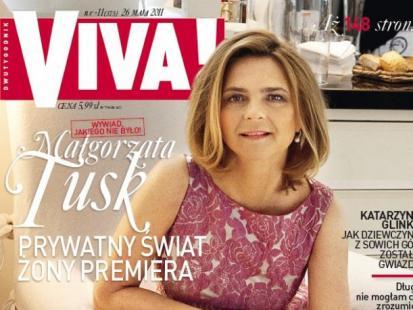 Małgorzata Tusk - Prywatny świat żony premiera
