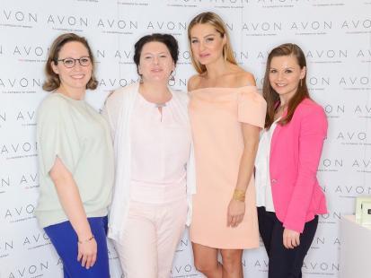 Małgosia Socha ambasadorką nowego zapachu AVON Little Black Dress Eau Fraiche