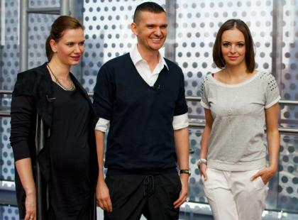 Malinowska, Zień i Wendzikowska na finale Siemens FreshLook