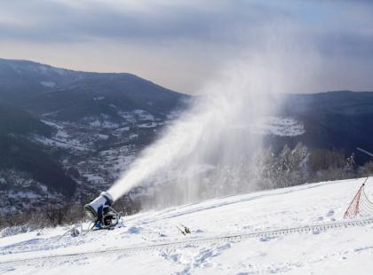 Mało znane stoki narciarskie