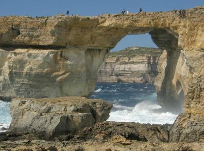 Malta - krajobrazy, historia i Hollywood