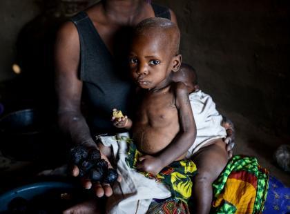 Mały gest, a może tak wiele... Dołącz do akcji Polki.pl dla UNICEF i pomóż ratować dzieci od śmierci głodowej
