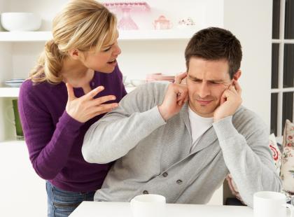 Małżeństwo - pierwsze kroki, pierwszy kryzys
