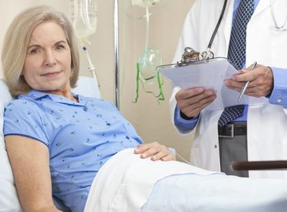 Leczenie szpitalne/ fot. Fotolia