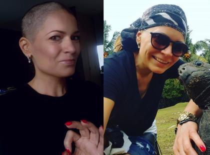 """""""Mam raka, rak nigdy nie będzie miał mnie"""". Joanna Górska jest już po ostatniej chemii"""