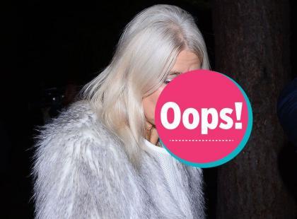 Mama znanej aktorki nie wpuszczona na imprezę!