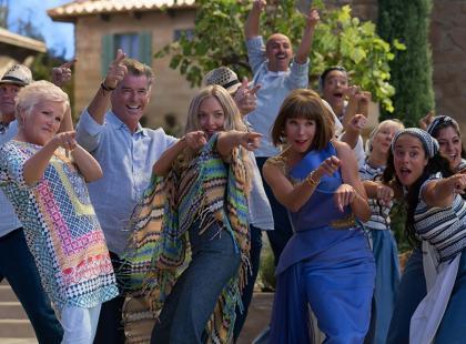 Mamma Mia! Here We Go Again dostępny już na DVD, BLU-RAY oraz 4K ULTRA HD!