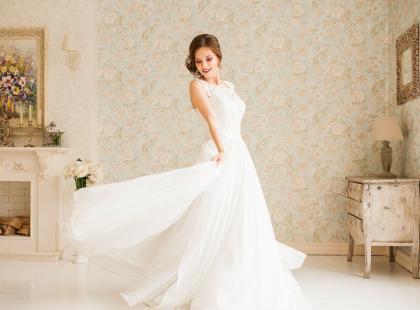 Mamy coś dla przyszłych panien młodych! Zobacz najmodniejsze suknie ślubne 2018!