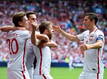 Mamy ćwierćfinał! Zobacz najlepsze zdjęcia po meczu Polska:Szwajcaria