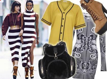 Mamy je! Ubrania z nowej kolekcji Rihanny dla River Island + ceny