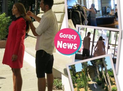 Mamy je! Zdjęcia backstage z sesji Ewy Chodakowskiej dla La Manii