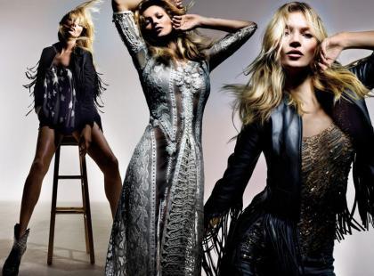 Mamy je: zdjęcia kolekcji Kate Moss dla Topshop