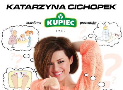 """""""Mamy sexy mamy"""" – szkolenia prowadzone przez Katarzynę Cichopek"""