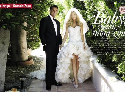 Mamy To! Sesja ślubna Joanny Krupy i Roamina Zago