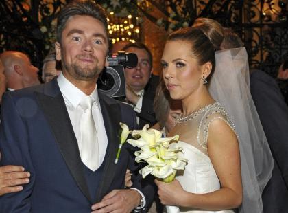 Mamy zdjęcia ze ślubu Oli Kwaśniewskiej!