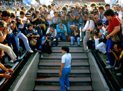 """Maradona i szalone lata 80. – tego jeszcze nie wiecie! """"Diego"""" w kinach  już od 19 lipca!"""