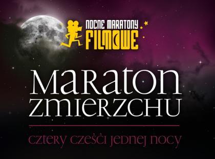 Maraton dla miłośników Sagi Zmierzch