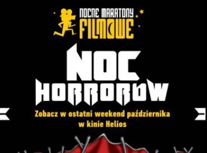 Maraton Horrorów w kinie Helios w Magnolia Park we Wrocławiu