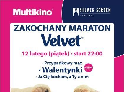 Maraton walentynkowy w Multikino Arkady we Wrocławiu