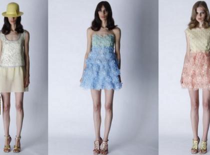 Marc Jacobs i kolekcja ubrań w stylu vintage na 2010/2011 rok