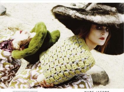 Marc Jacobs - kampania na jesień i zimę 2012/2013