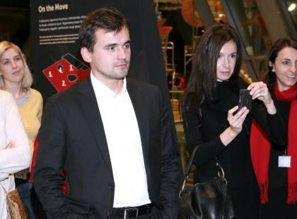 Marcin Dubieniecki lansuje się na katastrofie smoleńskiej