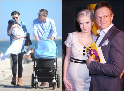 Marek Kondrat skomentował swoje późne ojcostwo. Nie on pierwszy zdecydował się na dziecko w tym wieku. Kto jeszcze?