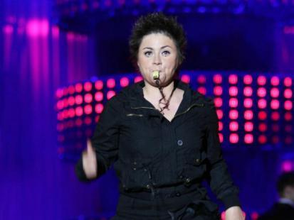 Maria Peszek - Jej mokro