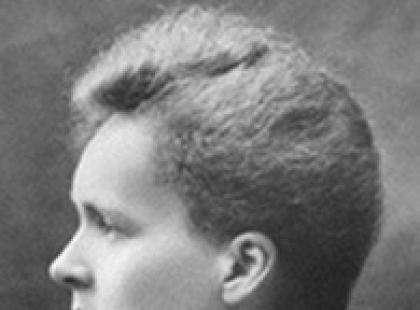 Maria Skłodowska-Curie  - pokonało ją własne odkrycie