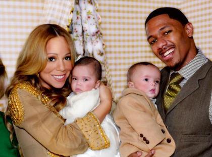 Mariah Carey i Nick Cannon - Z rodzinnego albumu