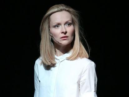 Marieta Żukowska w nowym spektaklu Teatru Wielkiego