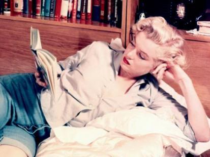Marilyn Monroe - Listy z otchłani