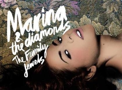 """Marina And The Diamonds """"The Family Jewels"""" ROZWIĄZANIE KONKURSU!!!"""