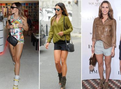 Marina, Lewandowska, Boruc bawią się na wakacjach! Która z WAGs wygląda najlepiej w bikini?