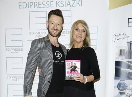 Mariola Bojarska-Ferenc wprowadza BARRE - nowy trend fitnessu do Polski