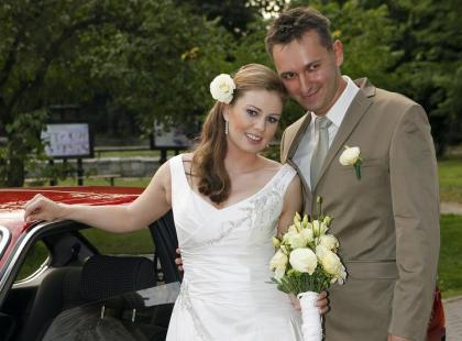 Mariolka Kiepska wyszła za mąż