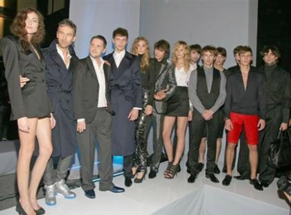 Mariusz Przybylski i jego najnowsza kolekcja - wiosna/lato 2010
